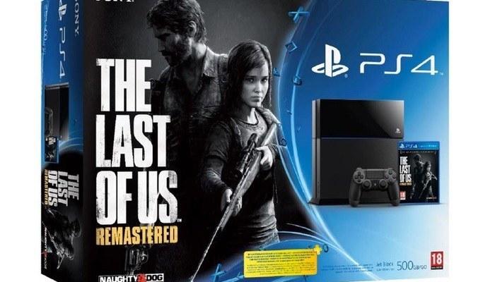Sony lanza un paquete del PS4 con The Last of Us por $ 399.99 dólares