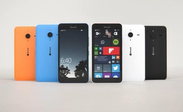 Lumia 640 Lumia 640 XL