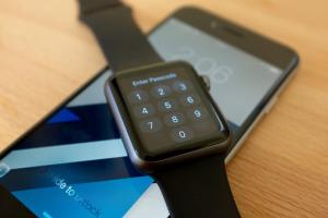 desbloquear iphone con tu reloj de apple