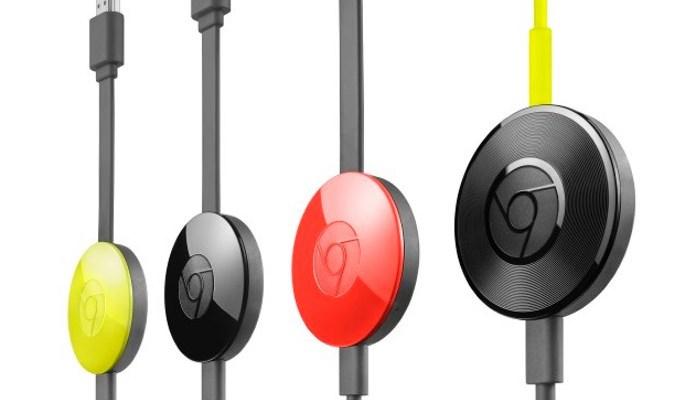 Google Chromecast App es actualizado Para el  Hardware Chromecast 2.0