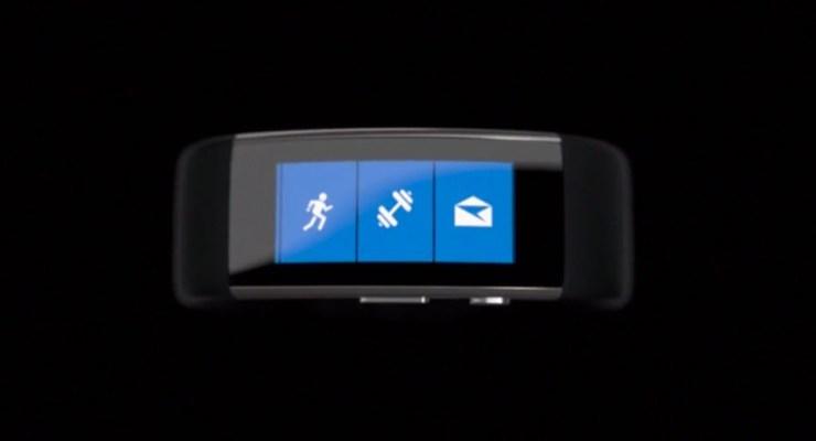El Microsoft Band 2 viene con mejor pantalla, Detalles
