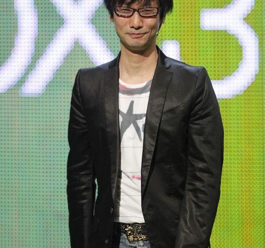 Gear-Hideo Kojima