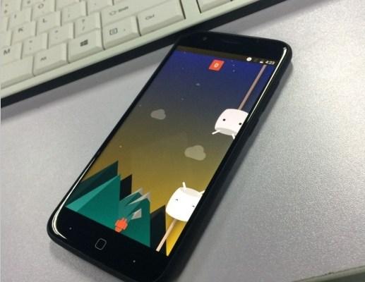 Teléfono Vernee Thor, primeras imágenes, un clon del iPhone 6S