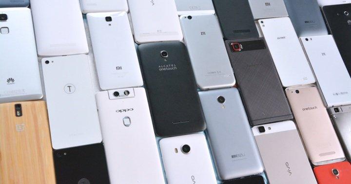 smartphones chinos