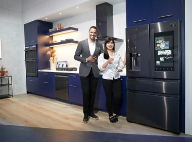 Family Hub es un refrigerador inteligente