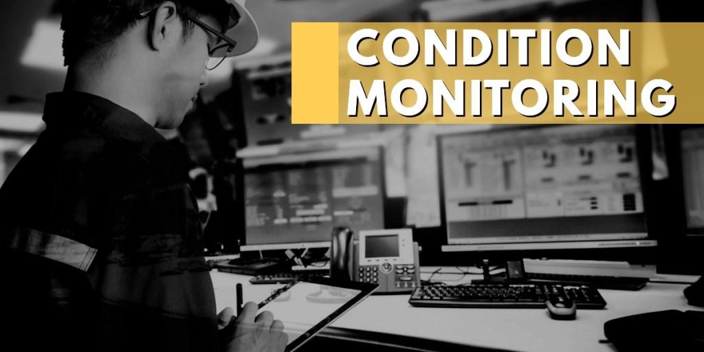 Equipo de condition monitoring