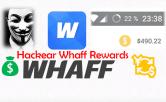 Como Hackear Whaff Rewards