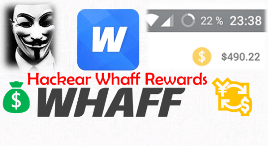 Como Hackear Whaff Rewards