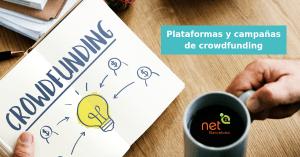 Plataformas y campañas de crowdfunding