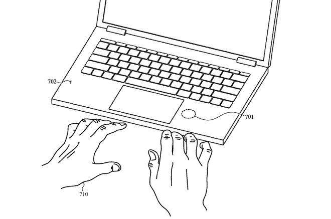 Apple podría equipar los Mac con sensores de frecuencia