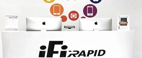 iFixRapid, el servicio técnico de Apple que copa el mercado
