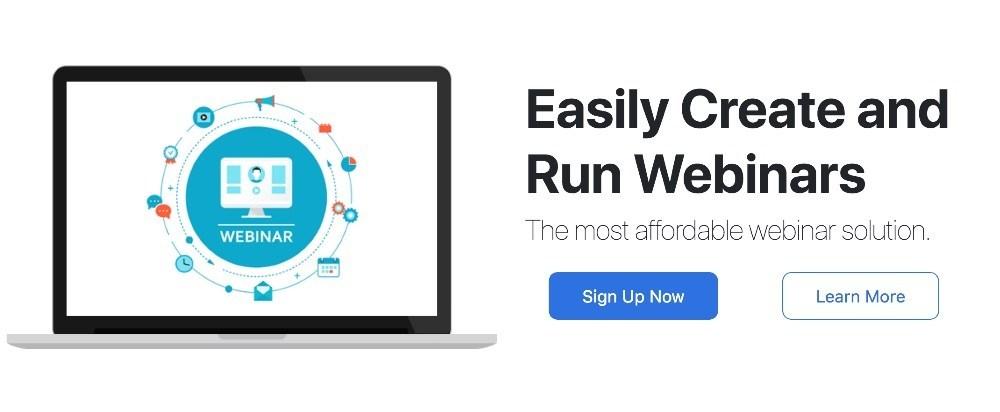 WebinarSuite, plataforma gratuita para impartir seminarios web en minutos