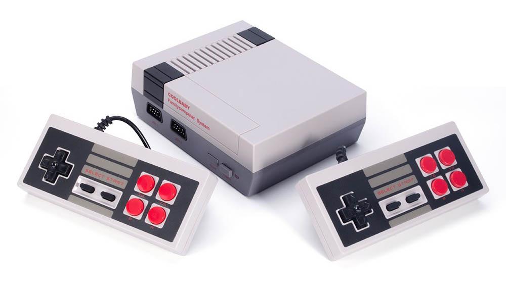 Dos increíbles ofertas de consola NES Game Machine Mini por pocos dólares