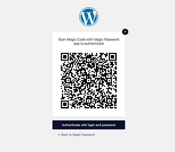 Magic Password, para loguearte en WordPress sin contraseña
