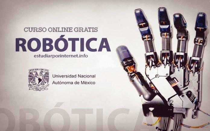 Tecnopia- Curso online gratis robotica unam