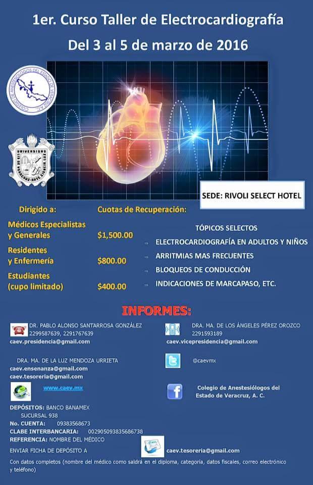 Tecnopia-Electrocardiografia