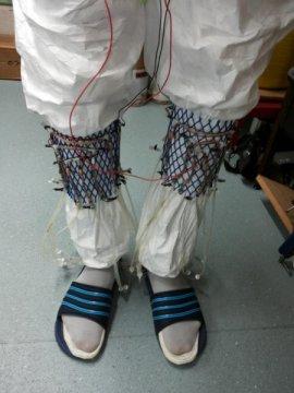 tecnopia calcetines orina