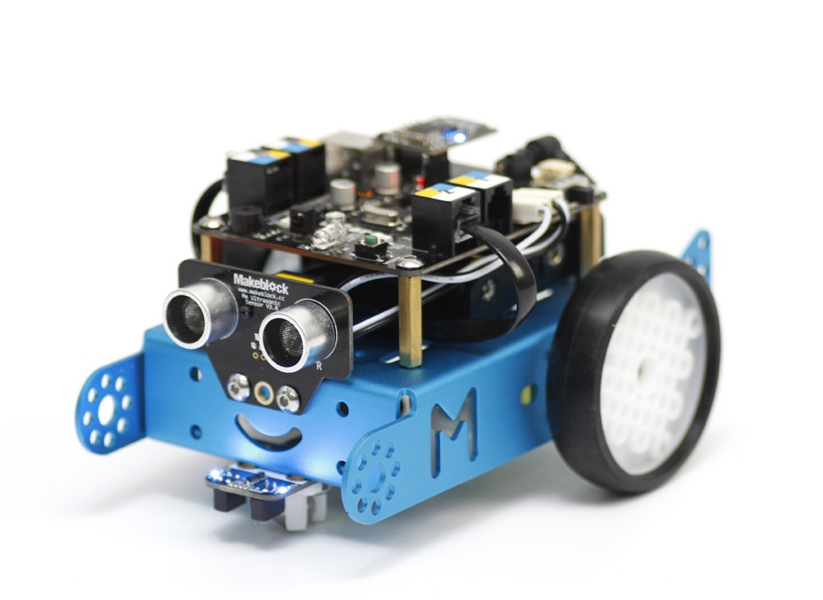 Tecnopia-makeblock-diy-robot