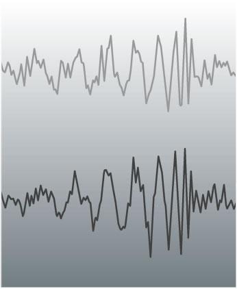 UN TINTINAR El 14 de septiembre, detectores de LIGO midieron sus primeras vibraciones de una onda gravitatoria. Traducido al parecer, fue un chirrido corto, el mil millones de años de edad eco de la colisión de los dos agujeros negros.