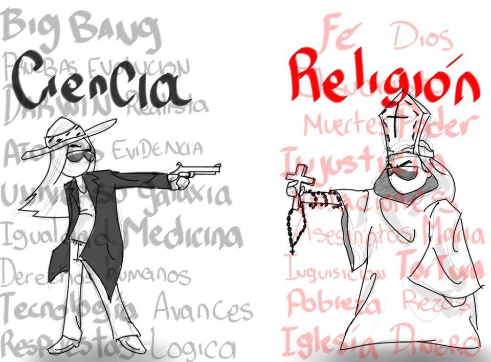 Tecnopia-ciencia-religion