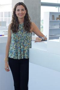 Sara Maroto Pérez./ Agencia Conacyt