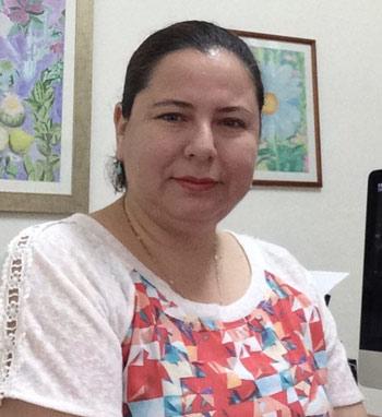 Dra. Hortensia Parra.