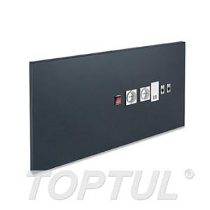 """ΔΙΑΤΡΗΤΟΣ ΠΙΝΑΚΑΣ """"Electrical Socket"""" BLACK WMS"""
