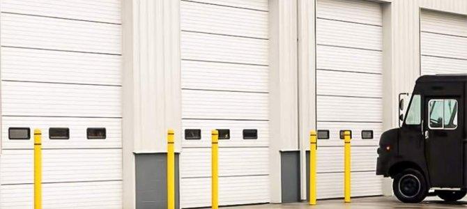 Portas Seccionadas Industriais