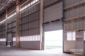 Porta Guilhotina Industriais