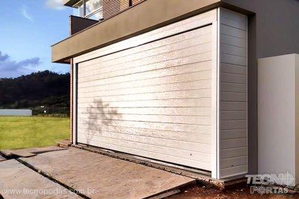 portas-seccionadas-residenciais portão seccional portão de garagem porta automática