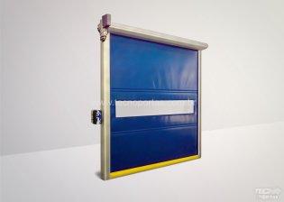 Porta Rápida Modelo Autoreparavel
