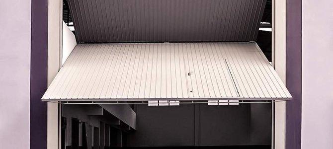 Portões Articulados Industriais