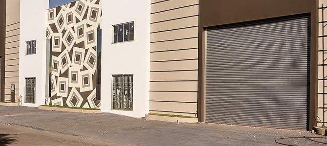 Porta de Aço Automática em Maringá