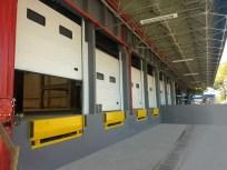 Porta de Docas Portas Industriais Seccional Door