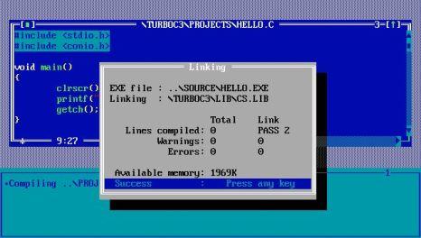 TurboC3