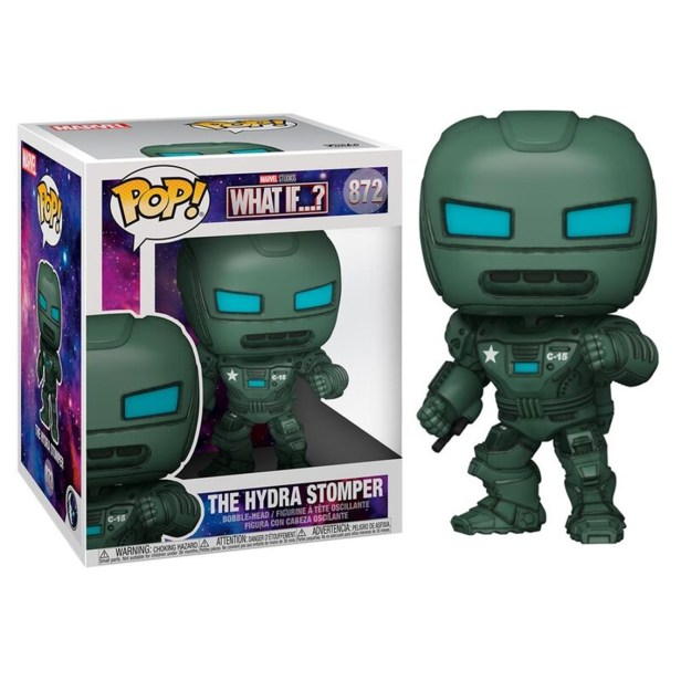 Funko pop marvel what if the - TECNOROCK