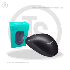 MOUSE OPTICO M90/100 LOGITECH USB