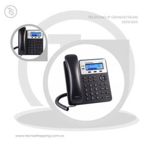 TELÉFONO IP GRANDSTREAM 1620/1625