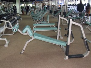 gimsio vereda gym 6