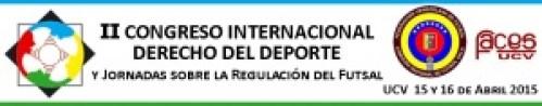 II Congreso Internacional de Derecho del Deporte Caracas 2015