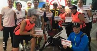 Instructores Certificados Spinning Gym Venus & Zeus