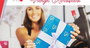Spinning Kerstpakket cadeau