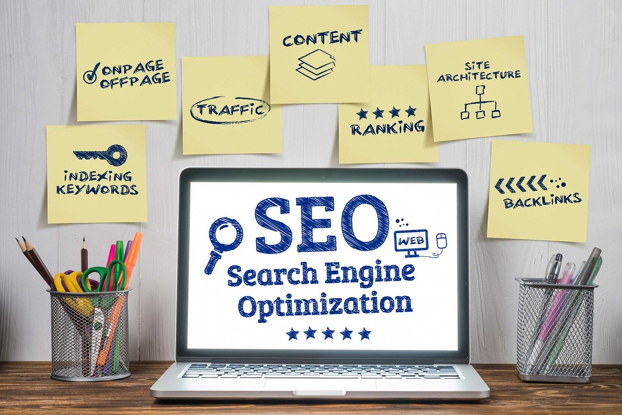 Digital Marketing, SEO, Search Engine Optimization, Organic Traffic