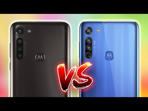 Moto G8 vs Moto G8 Power