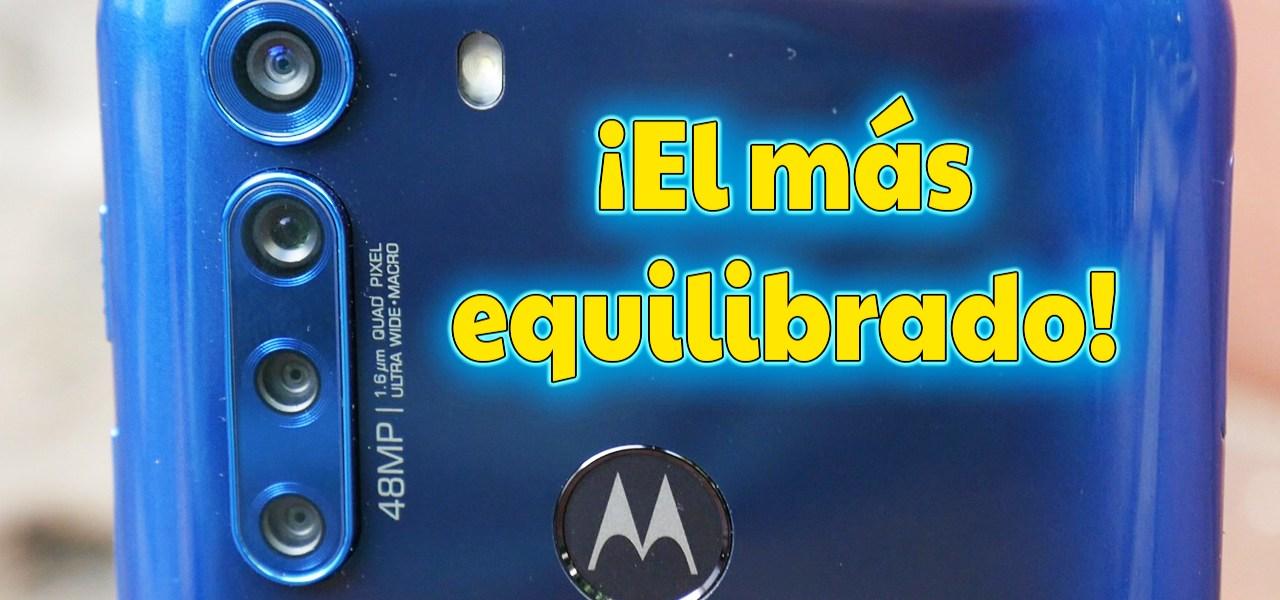 review motorola one fusion analisis en español