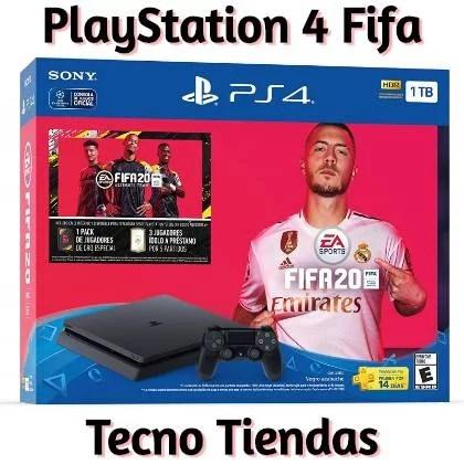 PlayStation 4 Fifa 20 tecno tiendas