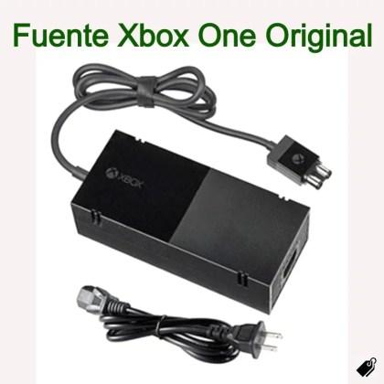 Fuente de Poder Xbox One