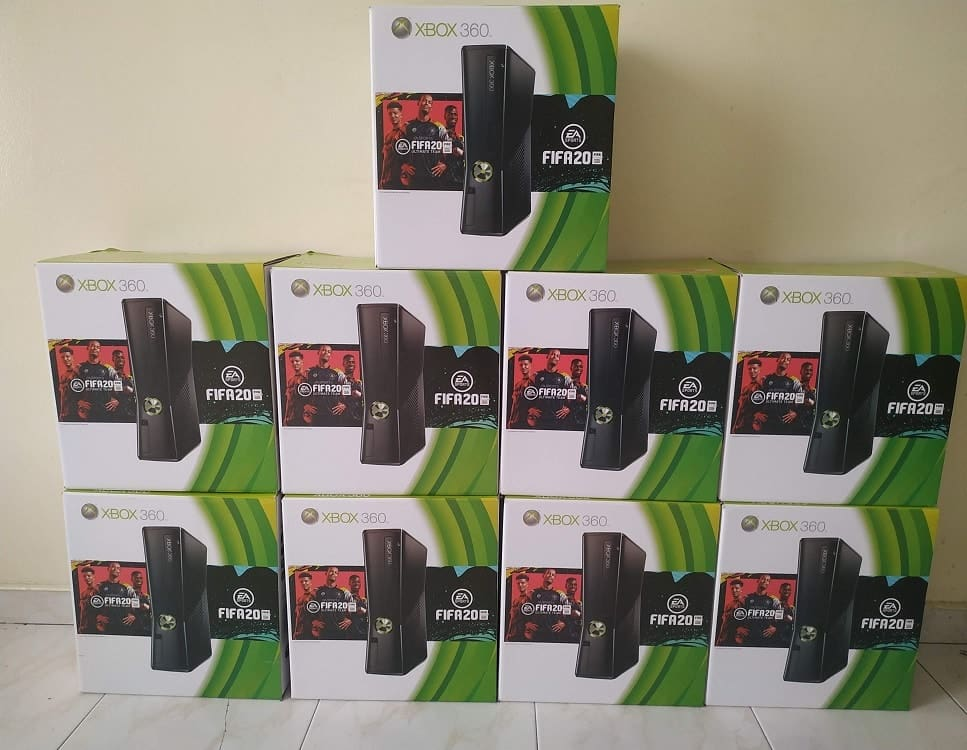 Consolas Xbox 360
