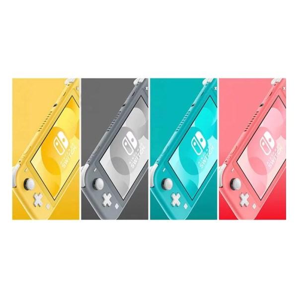Nintendo Switch Lite Colores