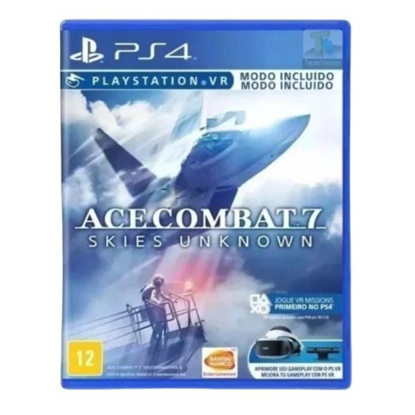 Ace Combat PlayStation 4